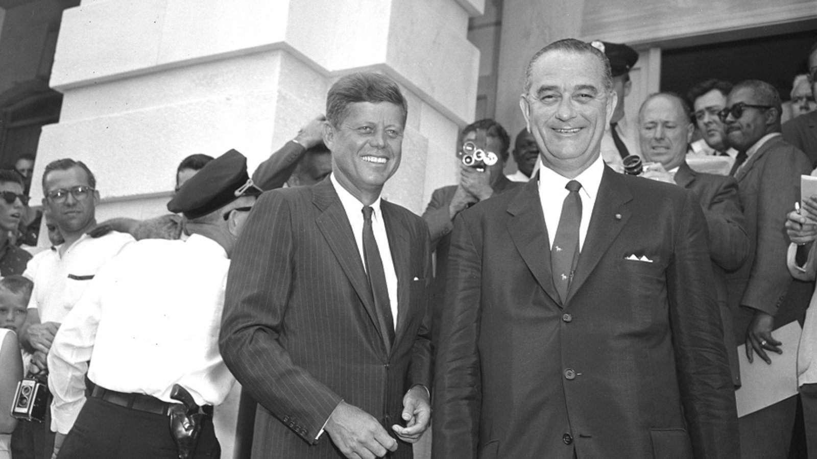 JFK & LBJ - A Time for Greatness
