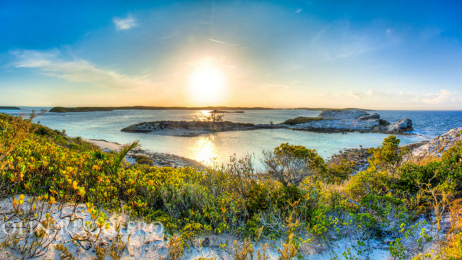 Exuma - Remote Islands in the Bahamas