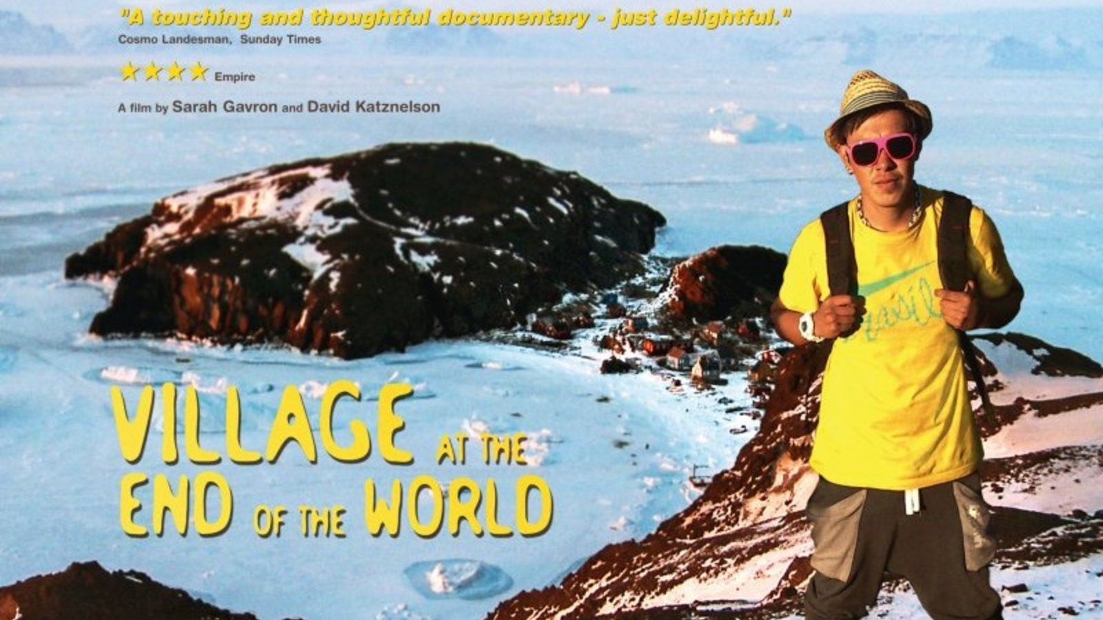 Village at the End of the World - A Teenager in Greenland