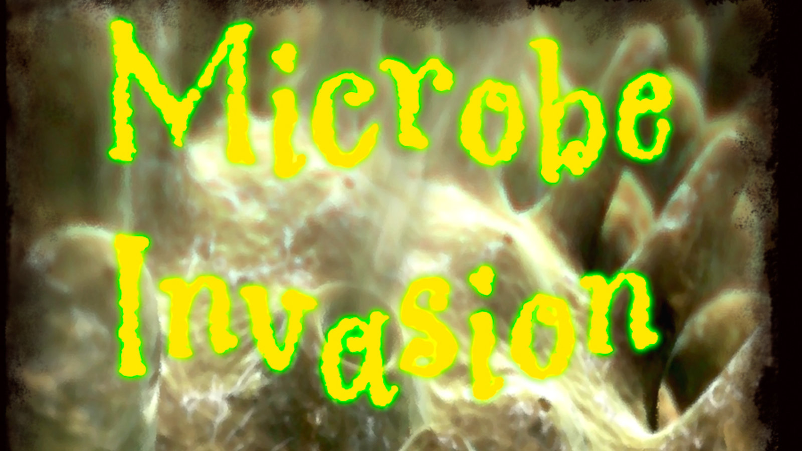 Microbe Invasion - The Role Bacteria Plays in Our Daily Lives