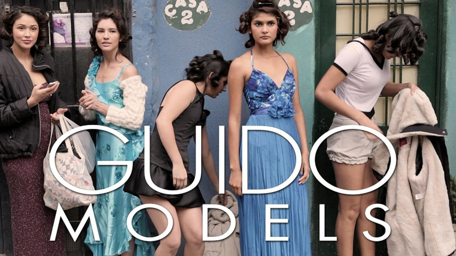 Guido Models - A Modeling Agency in a Buenos Aires Slum