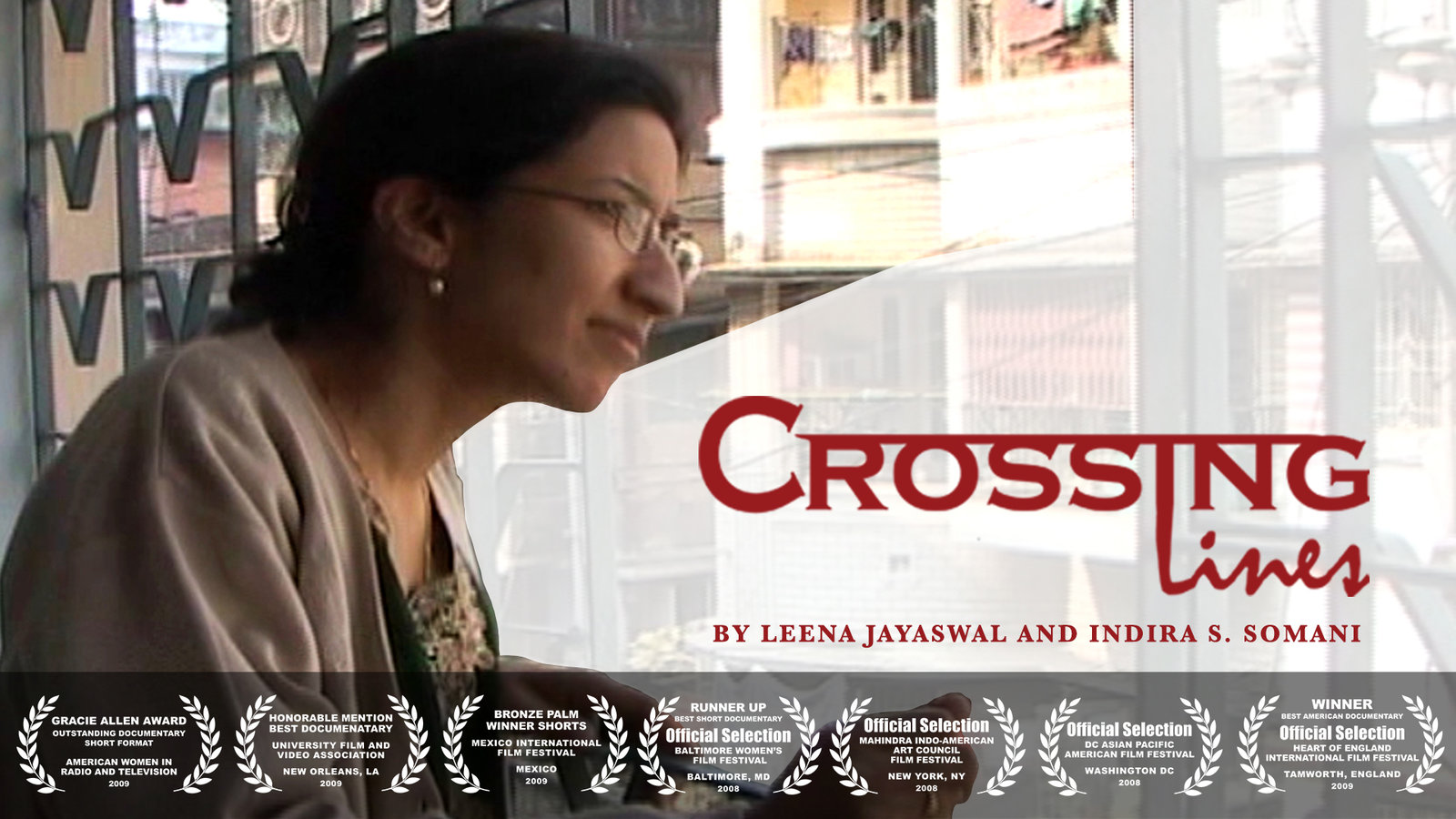 Crossing Lines - An Indian American Woman Celebrates Her Heritage