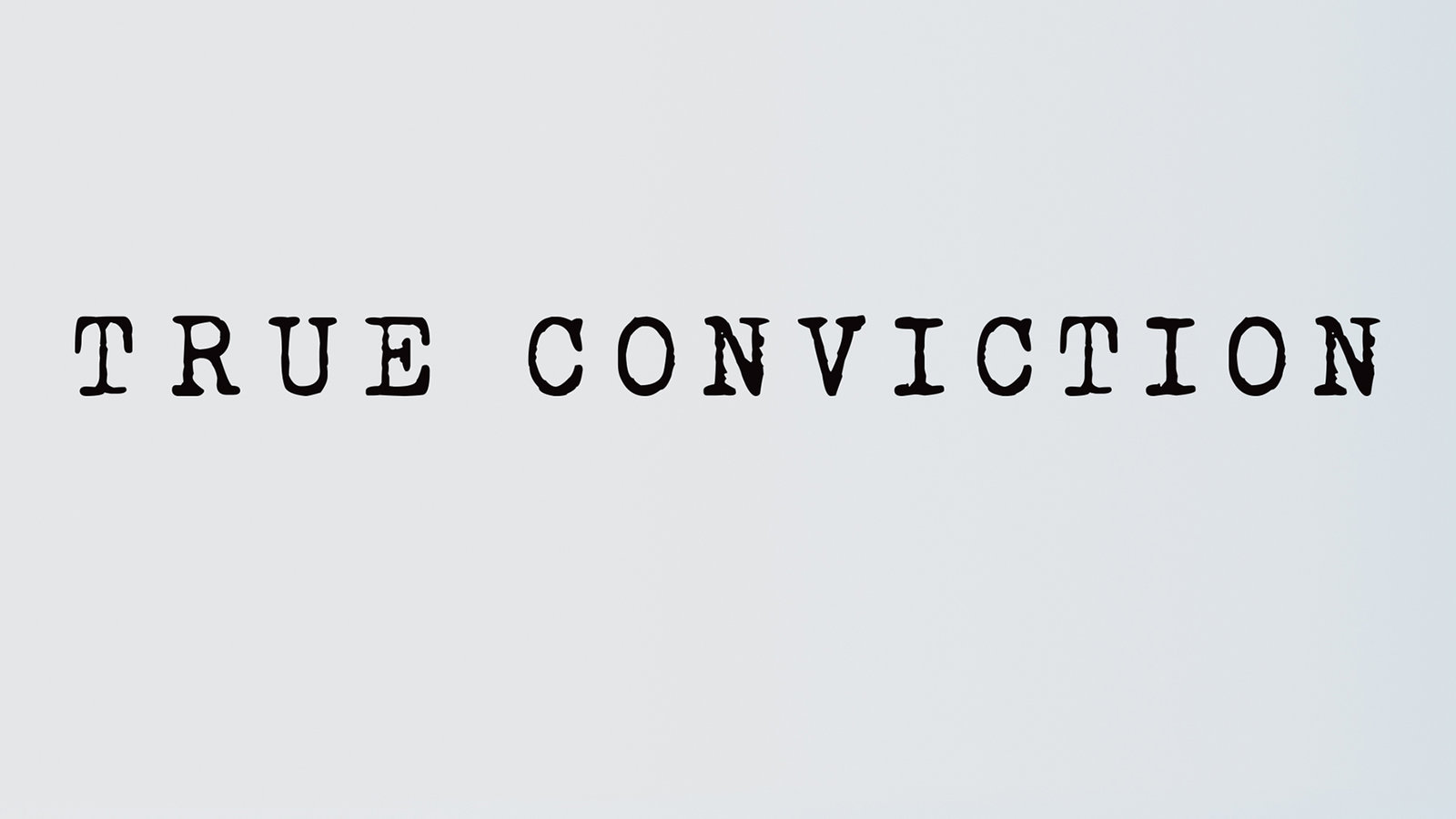True Conviction - Exonerated Men Fight for Wrongfully Convicted Prisoners
