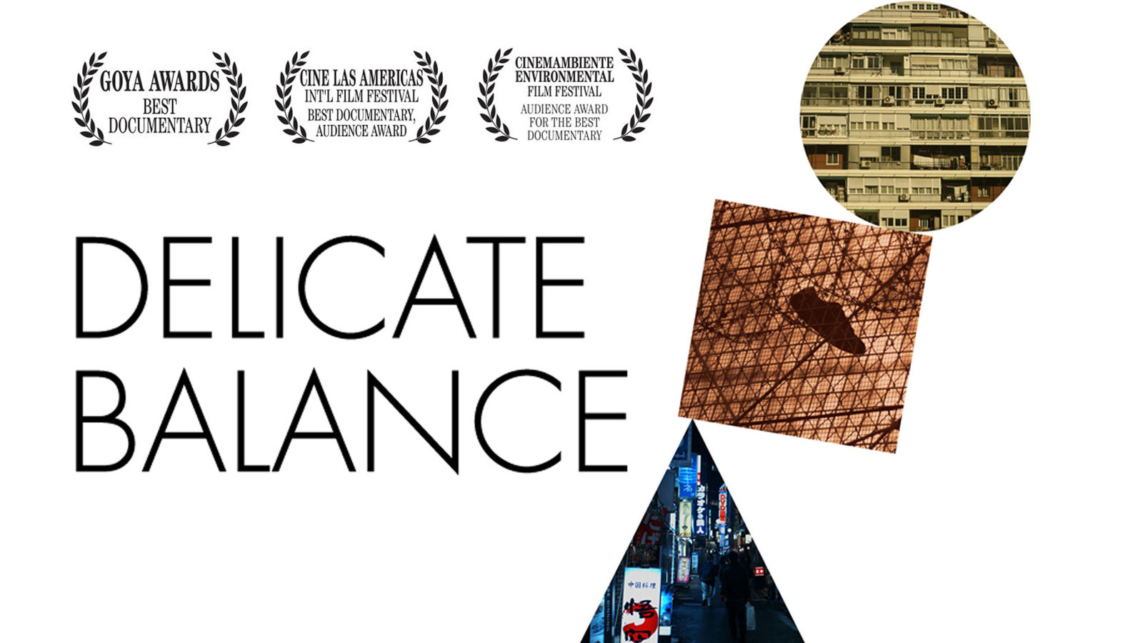 Delicate Balance - Three Stories Exploring Globalization