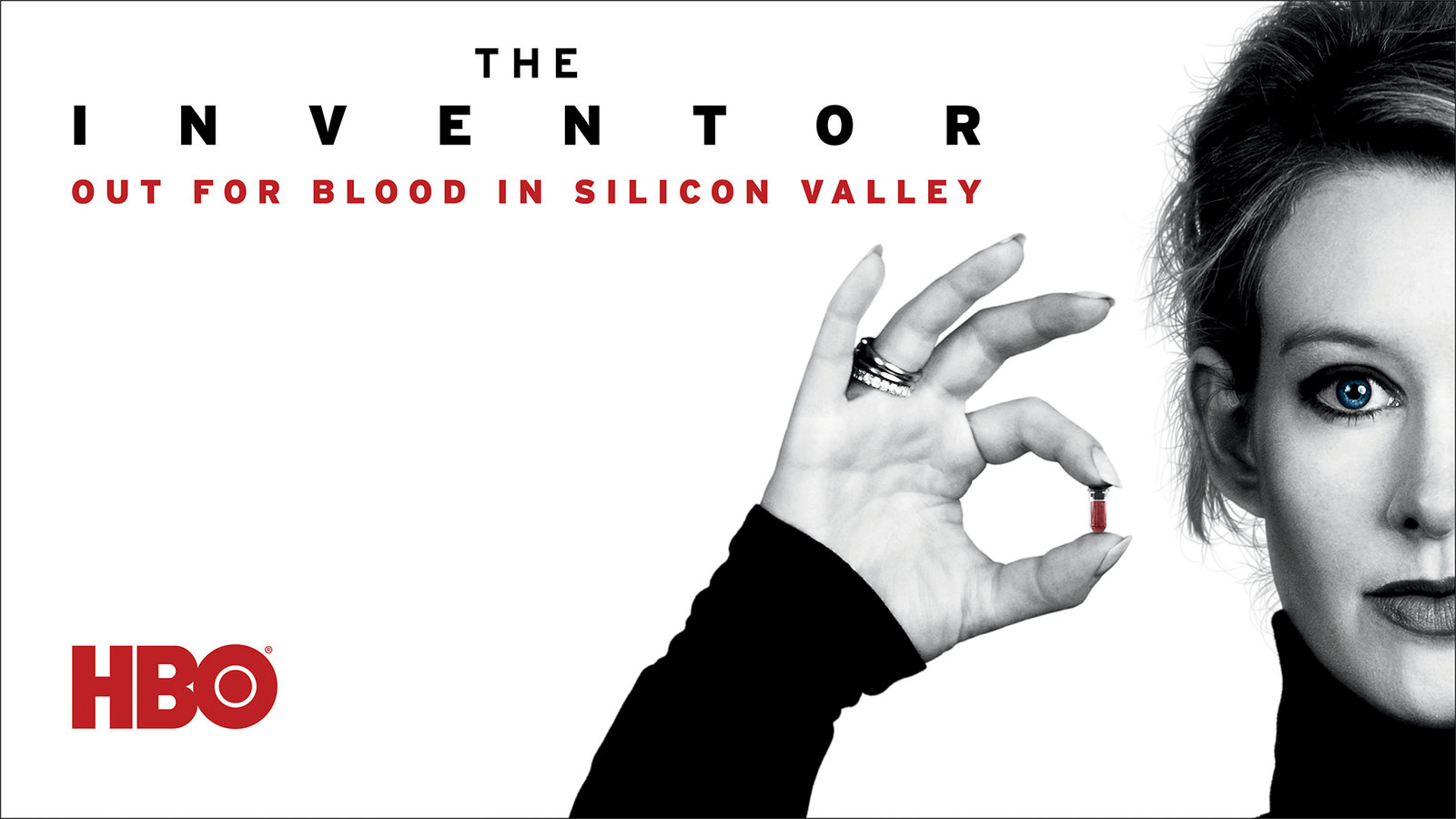 The Inventor - Out for Blood in Silicon Valley