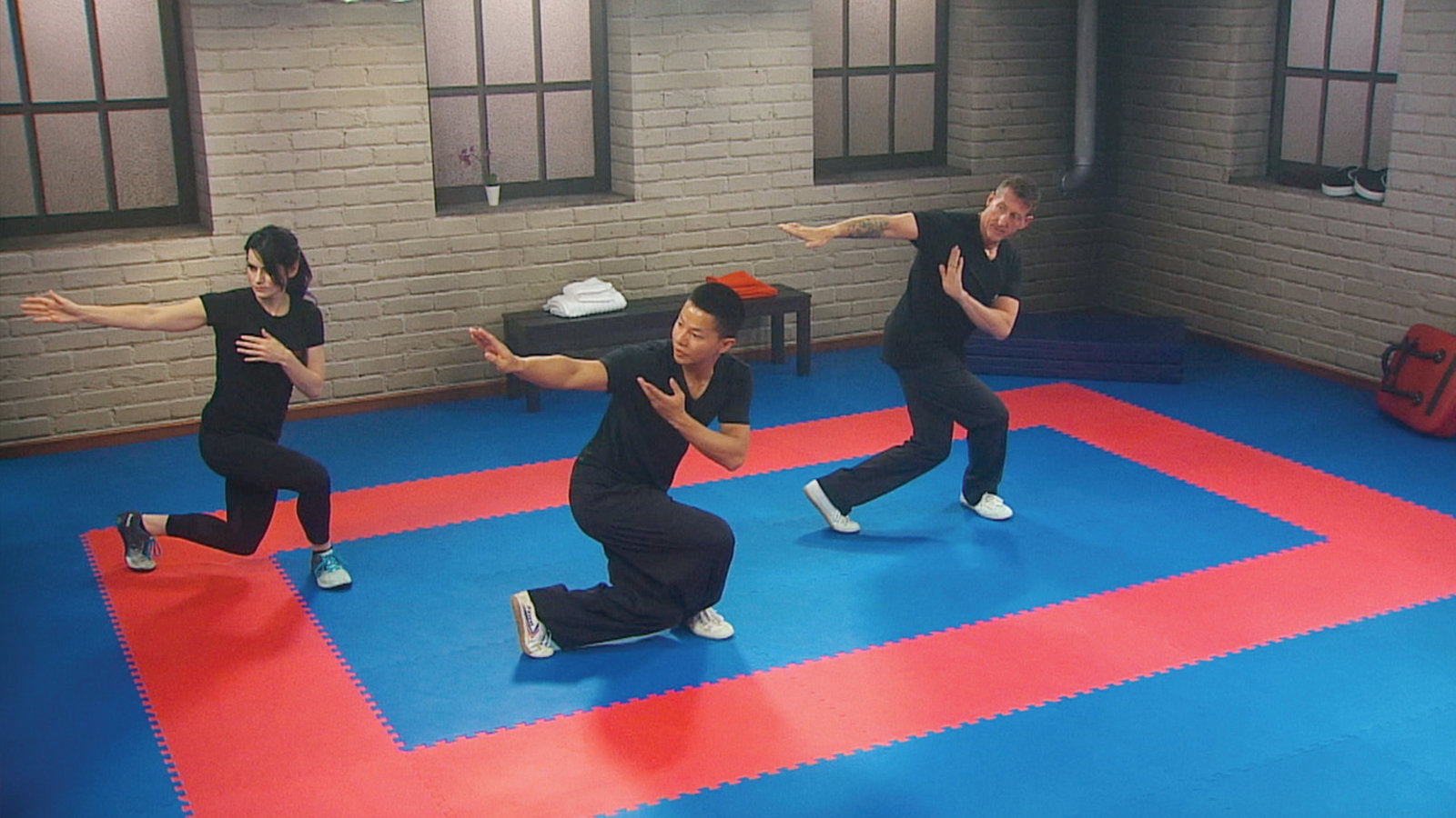 Kung Fu: Building a White Crane Routine