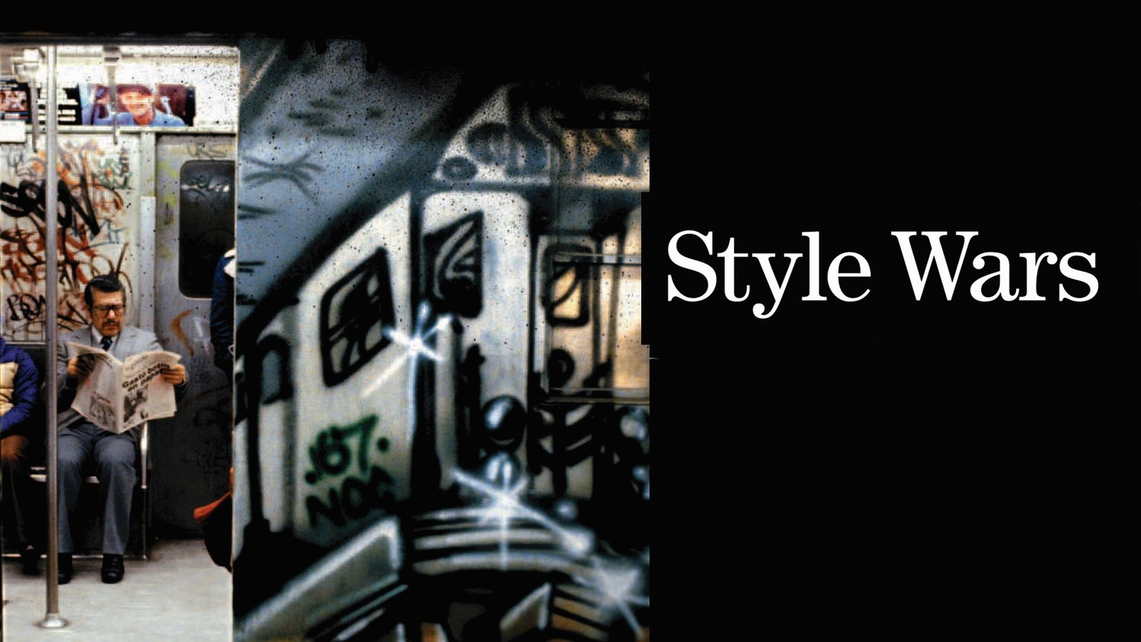 Style Wars - New York Graffiti Art and Breakdancing in the 1980s