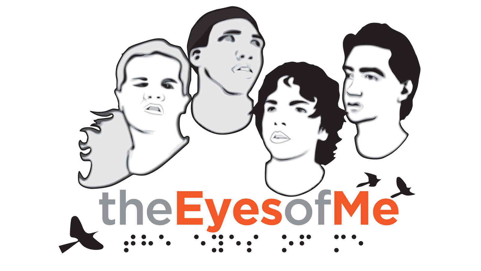 The Eyes of Me - The Lives of Four Texas Teens Who Have Lost Their Sight