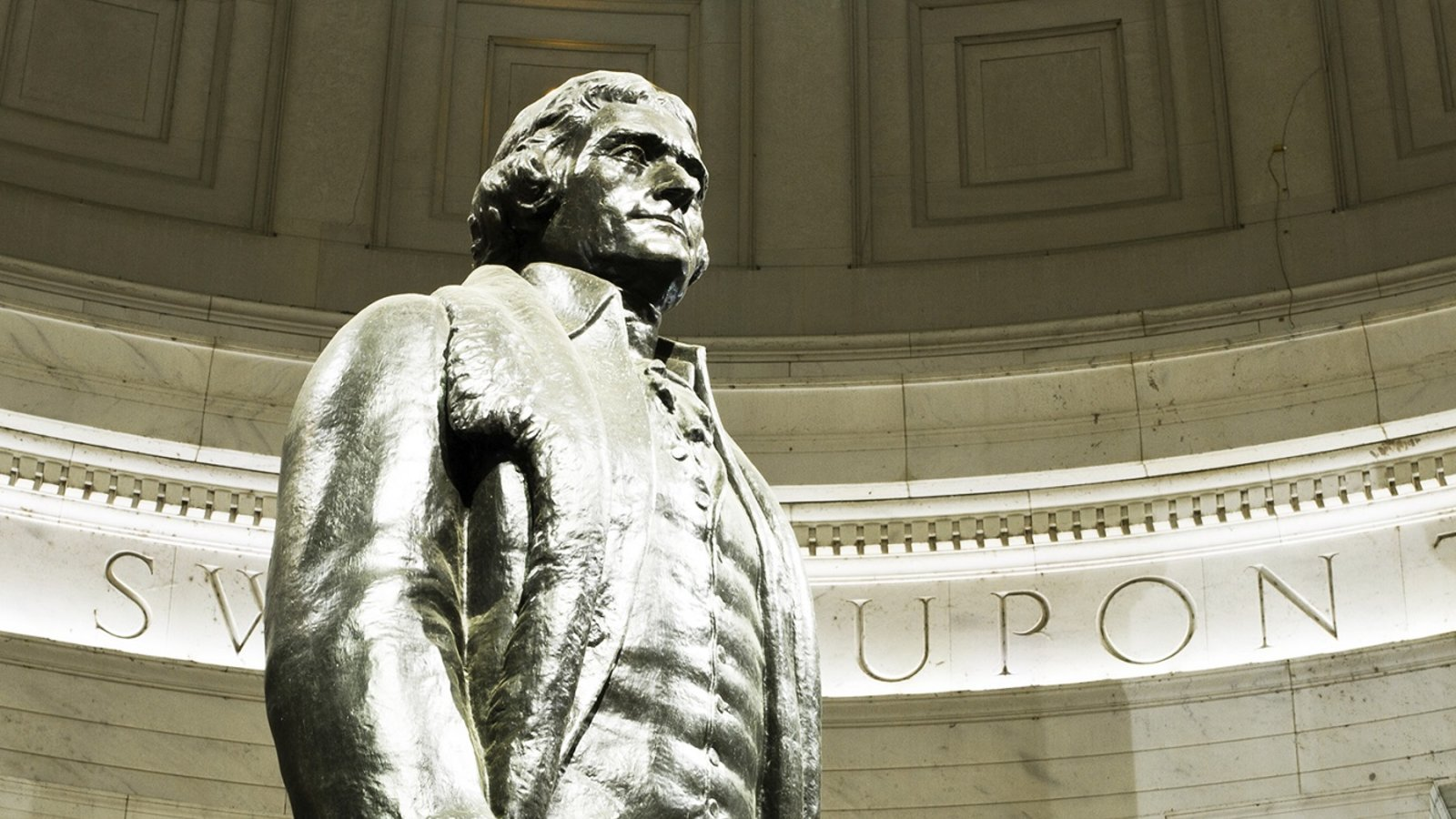 Confusions about Jefferson and Hamilton