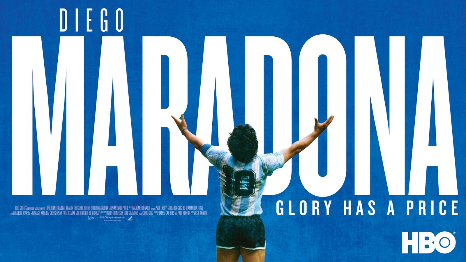 Diego Maradona - The Extraordinary Story of an Argentinean Soccer Legend