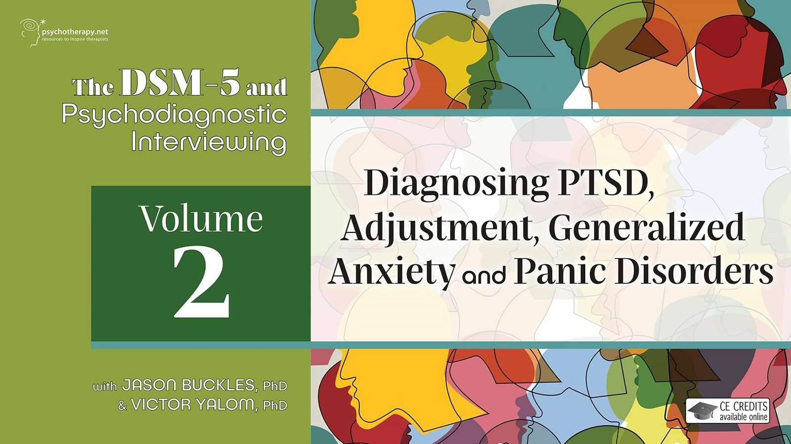 Diagnosing PTSD, Adjustment, Generalized Anxiety and Panic Disorders