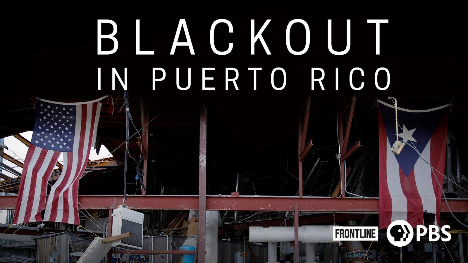 Frontline: Blackout in Puerto Rico