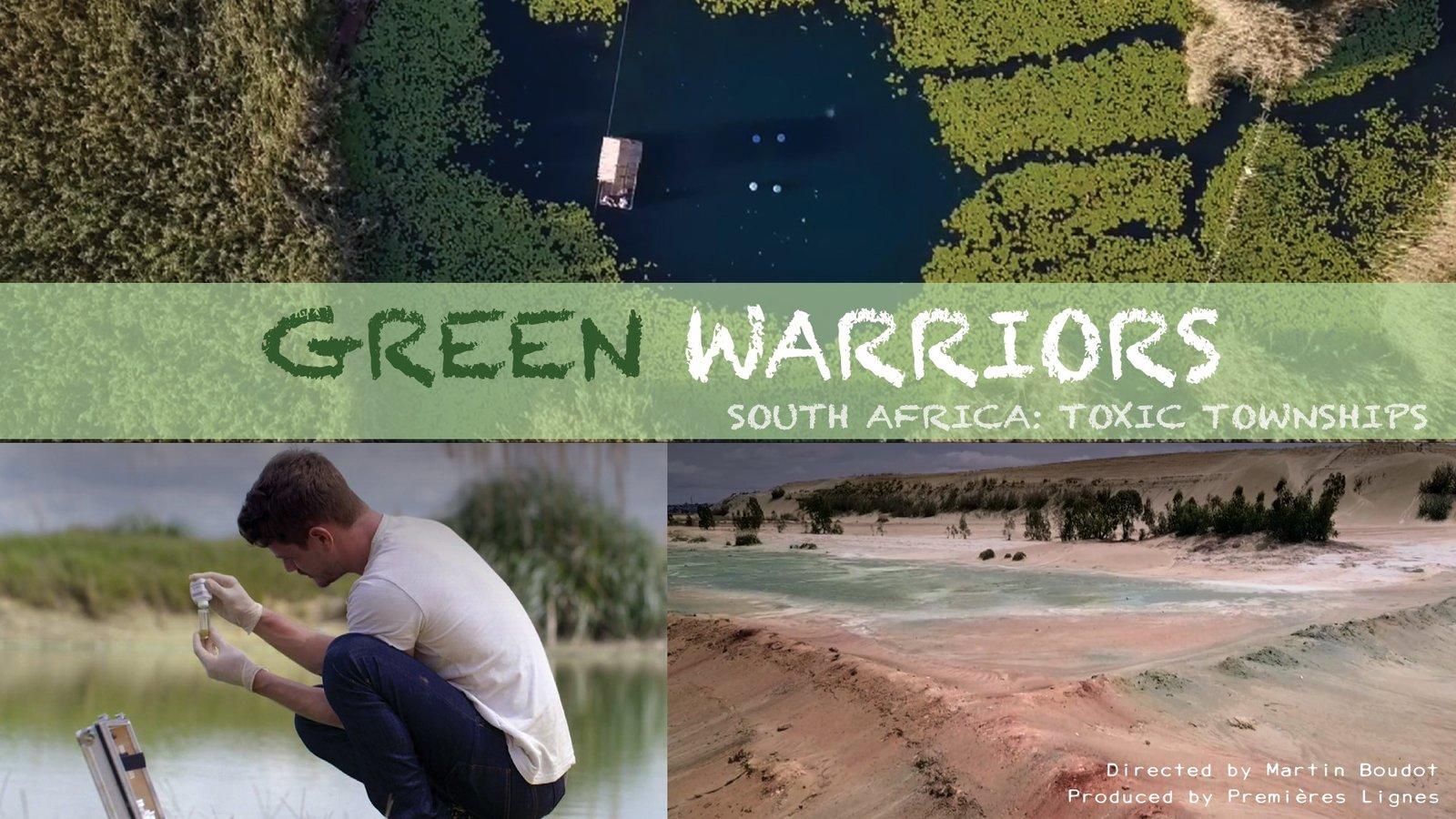 Green Warriors: South Africa's Toxic Townships