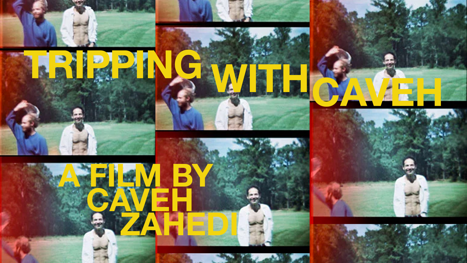 Tripping With Caveh