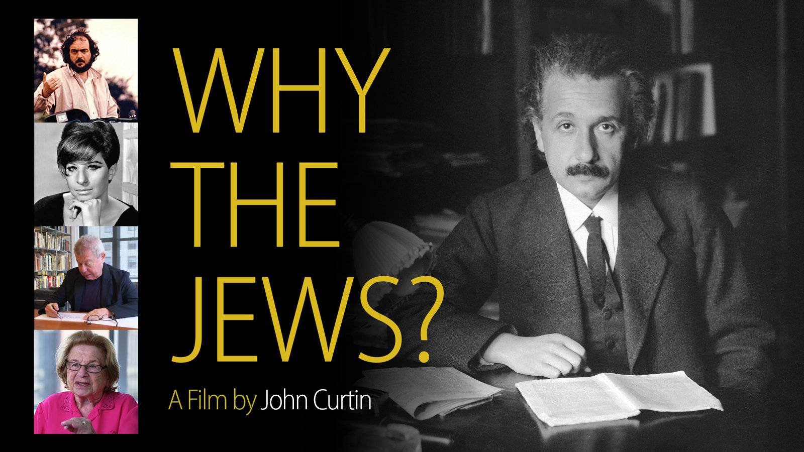 Why The Jews?