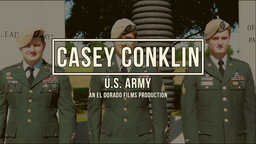 Veteran Documentary Corps: Casey Conklin