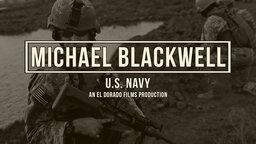 Veteran Documentary Corps: Michael Blackwell