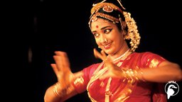 Padma - South Indian Dancer
