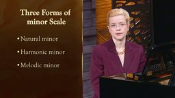 Three Forms of the Minor Scale and Syncopation